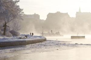 瑞典-【当地玩乐】瑞典 斯德哥尔摩冬季豪华组合观光之旅(观光巴士+复古皇家蒸汽游船).等待确认