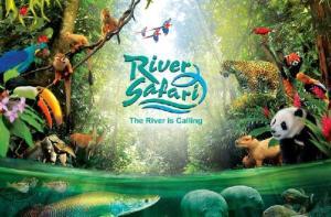 新加坡-【当地玩乐】新加坡河川生态园门票(含游船).等待确认