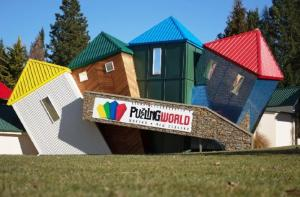 新西兰-【当地玩乐】新西兰瓦纳卡古怪迷宫世界Puzzling World门票(自驾前往).等待确认