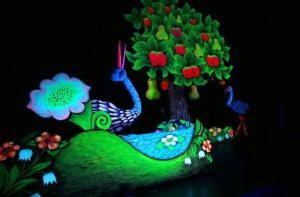 捷克-【当地玩乐】捷克 布拉格  神秘的魔法世界 黑光剧团表演秀.等待确认