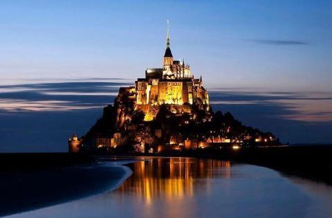 【当地玩乐】法国 圣米歇尔山一日游