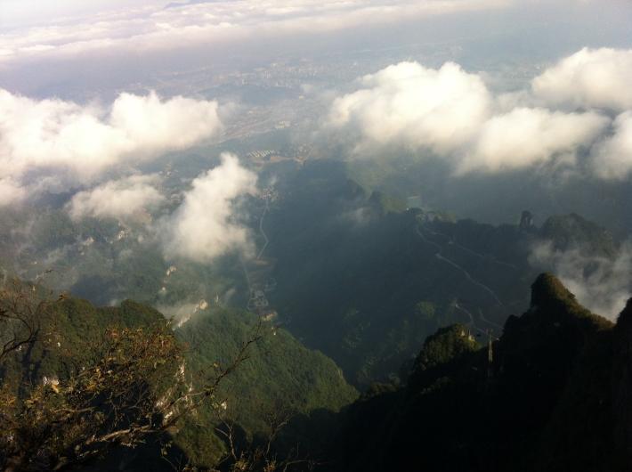 张家界天门山国家森林公园
