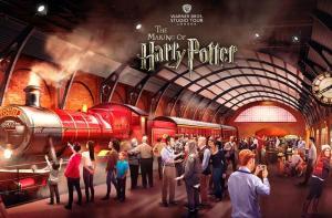 欧洲-【当地玩乐】欧洲英国伦敦华纳影业哈利波特主题乐园 (门票+哈利波特专车).等待确认