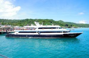普吉岛-【当地玩乐】普吉岛往返皮皮岛通赛湾游轮船票.等待确认