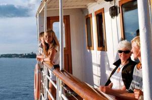 瑞典-【当地玩乐】瑞典 斯德哥尔摩群岛 3小时皇家蒸汽游船之旅(午餐可选).等待确认