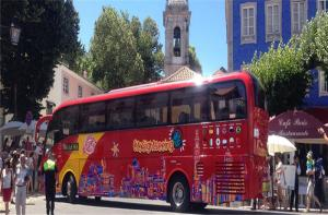 欧洲-【当地玩乐】欧洲葡萄牙辛特拉24小时随上随下巴士通票(2线通用).等待确认