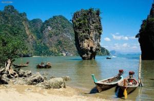 泰国-【当地玩乐】泰国 甲米Hong岛割喉群岛游一日游.等待确认