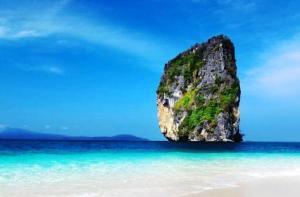 泰国-【当地玩乐】泰国 甲米神奇四岛一日游.等待确认