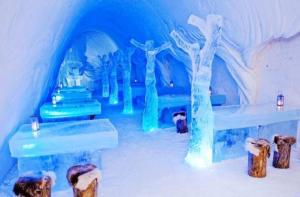 芬兰-【当地玩乐】 芬兰 禹拉斯 梦幻冰雪村雪地摩托之旅.等待确认