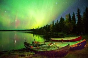 芬兰-【当地玩乐】芬兰 禹拉斯 极光雪鞋之旅.等待确认