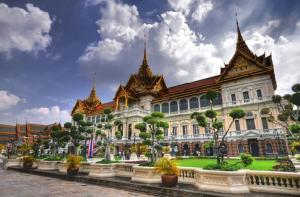 曼谷-【当地玩乐】曼谷市区半日游(大皇宫+玉佛寺).等待确认