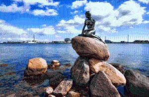 丹麦-【当地玩乐】丹麦 哥本哈根 随上随下观光巴士 小美人鱼专线(48小时)(含中文).等待确认