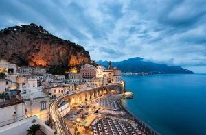 意大利-【当地玩乐]欧洲意大利 索伦托+阿马尔菲海岸一日游(那不勒斯往返).等待确认