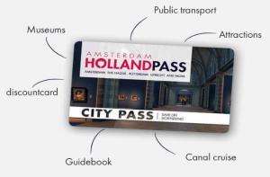 荷兰-【当地玩乐】省钱利器 荷兰通卡/免排队通行证 holland pass(三种可选).等待确认