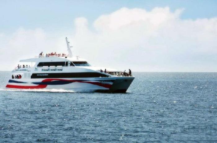 【当地玩乐】苏梅岛、涛岛(南园岛)船票Lomprayah公司(单程).等待确认