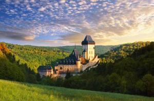 捷克-【当地玩乐】捷克古堡 卡尔斯坦城堡半日游(布拉格出发).等待确认