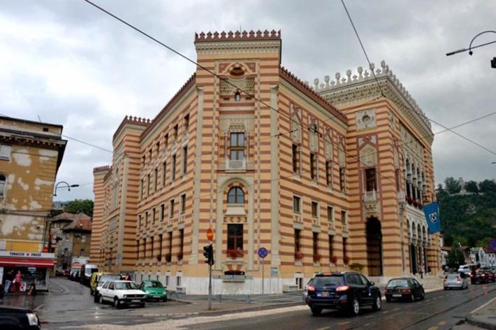 国家图书馆(旧市政厅)