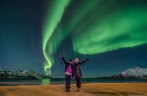 极光-【当地玩乐】挪威 特罗姆瑟 和专业摄影师一起追寻极光 6小时极光之旅.等待确认