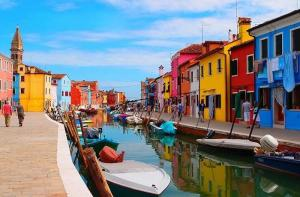意大利-【当地玩乐】意大利 威尼斯 彩色岛+玻璃岛+托切罗岛半日游.等待确认