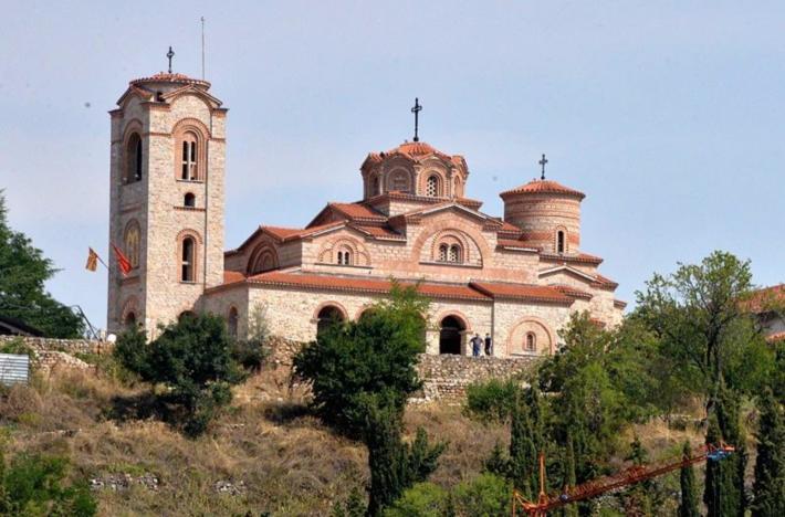 美丽的圣索菲亚教堂(Saint Sophia)