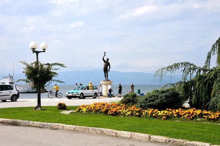 奥赫里德港(Port of Ohrid)