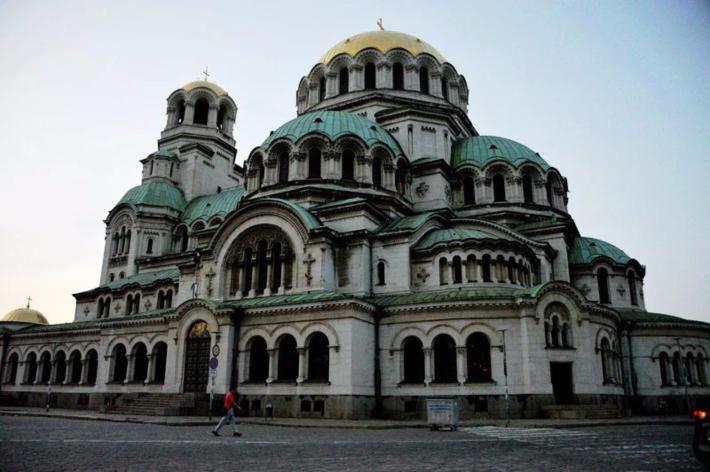 亚历山大.涅夫斯基大教堂(