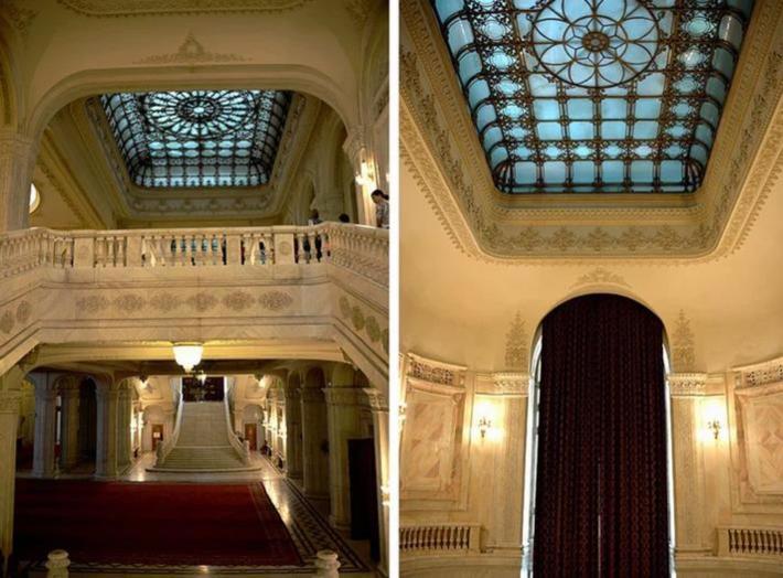 议会宫内部