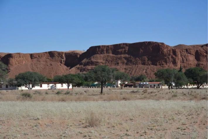 纳米布沙漠山庄(NamibDesert Lodge)