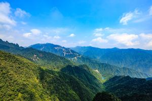 温泉-【养生】南昆山国家森林公园2天*入住南昆山云天海酒店