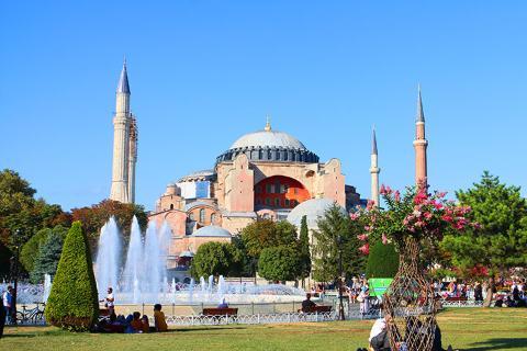【典·深度】土耳其11/12天*纯美古迹<伊斯坦布尔,地中海,棉花堡,卡帕多奇亚>
