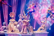 长隆国际大马戏 广州长隆旅游度假区