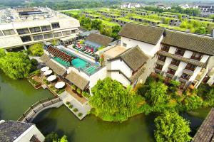 """上海-【酒店套餐】杭州西溪悦椿度假酒店3天2晚""""浪漫悦椿""""套餐*等待确认"""
