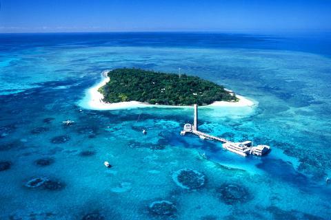澳洲名城.绿岛大堡礁.新西兰北岛12天.直升机观景