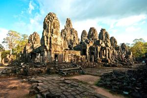 柬埔寨-【自由行】吴哥、金边、西港6天*机票+5晚豪华酒店+机场至酒店专车接送<神秘高棉>