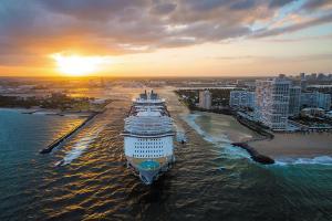 西班牙-【皇家加勒比游轮-交响号】西班牙、意大利、法国*全球最大最新游轮之旅