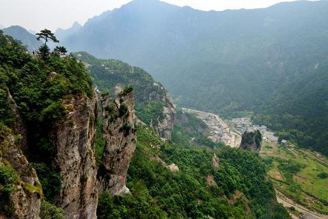 浙江·温州·丽水双飞4天·海上雁荡山·云和梯田