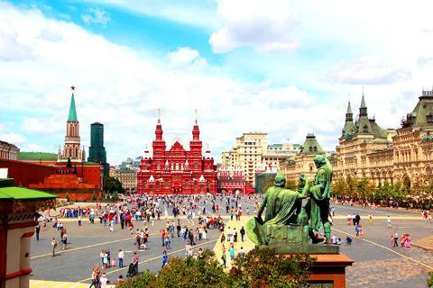 【典·深度】俄罗斯9天*南航双直航*餐食齐全*慢享旅程 <冬宫,火车软卧,CZHC>
