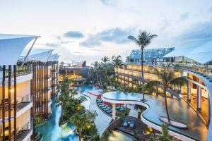 巴厘岛-【自由行】印尼巴厘岛6天*旅展爆款*艾美金巴兰酒店*广州往返*等待确认<搭乘五星新加坡航空,全程国际超豪华海滩酒店>