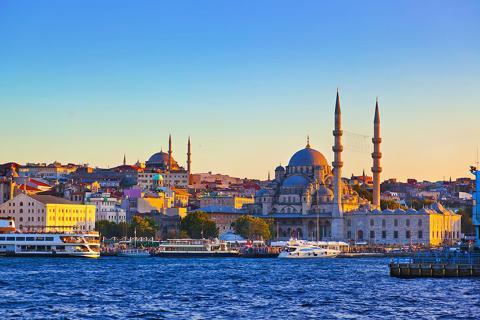 土耳其、迪拜15天*全景大环游