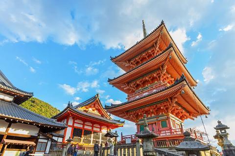 【乐·博览】日本本州6天*经典周游 <特惠乐享>
