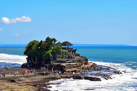 巴厘岛6天*精选*经典全景<南湾玻璃底船游海龟岛、情人崖下午茶>