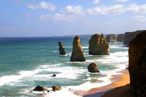 【尚·深度】澳洲名城、綠島大堡礁、新西蘭南北島15天*全賞*澳大大<直升飛機觀景,皇后鎮自由活動,大洋路巡游>