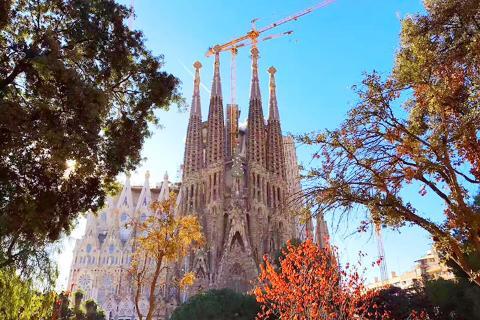 巴塞罗那 马德里 欧洲 葡萄牙 西班牙 里斯本-【乐·博览】西班牙、葡萄牙10天*SLA*阳光地中海*伊比利亚风情<桂尔公园,马德里大皇宫,阿尔罕布拉宫>