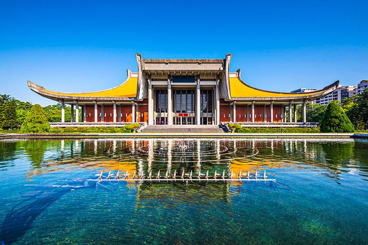 【尚·深度】台湾台北、淡水、九份、南投5天*TY*枫桦台一度假村*泡美肌温泉<台一农场,摘鲜果>