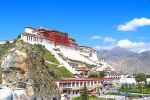 西藏-【跟团游】西藏林芝、拉萨、羊卓雍措单飞三卧12天*特惠火车团*湛江飞