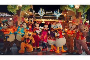 上海迪士尼乐园-【当地玩乐】全家乐套餐F:1大1小上海迪士尼2日门票
