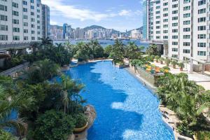 香港-【酒店*交通】香港九龙海湾酒店、广九直通火车2天*自由行套餐