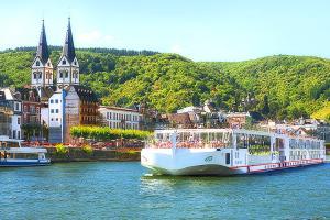【欧洲河轮】维京河轮 莱茵河之旅8天 品质深度游 【瑞士-法国-德国-荷兰】(巴塞尔-阿姆斯特丹)