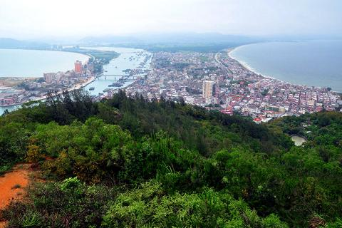 惠州双月湾2天.住享海温泉度假酒店海景房