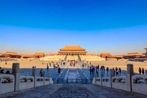 北京-【颂·深度】北京、双飞5天*尊贵京城*安心<超豪华酒店,故宫深度游,小满汉全席>